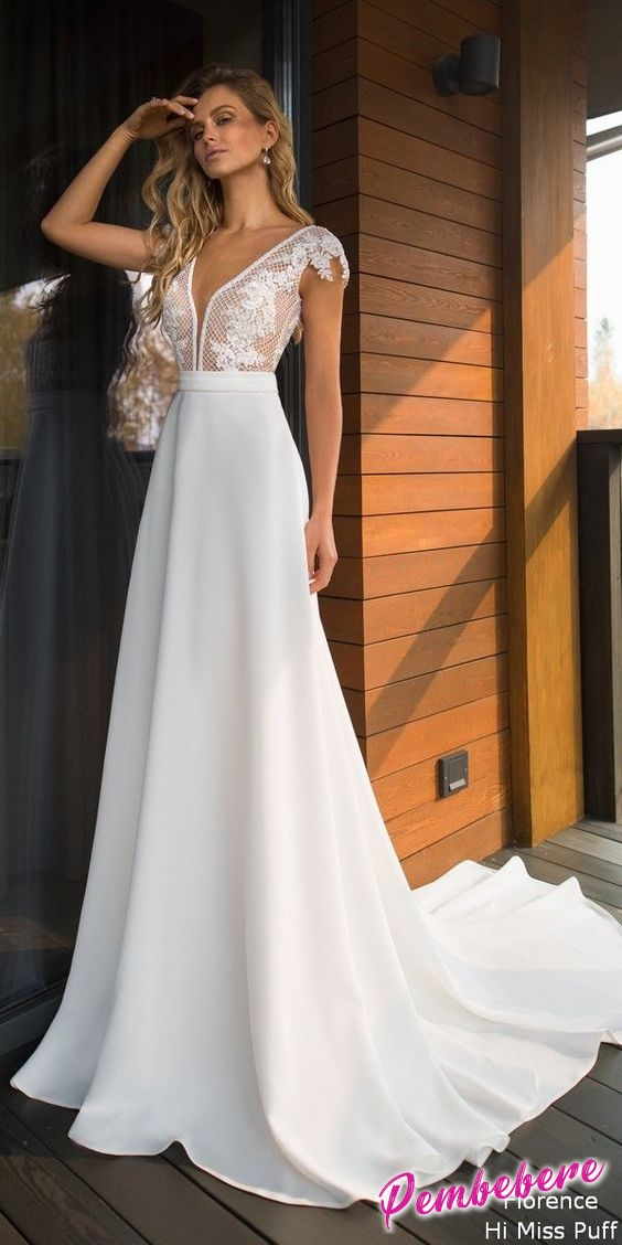 wedding dresses models - Fashion And Women  1